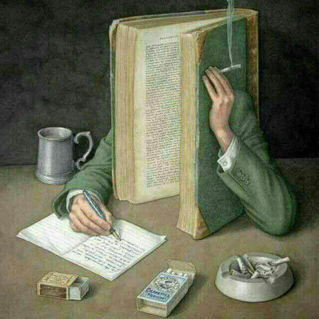 کتاب و نویسنده